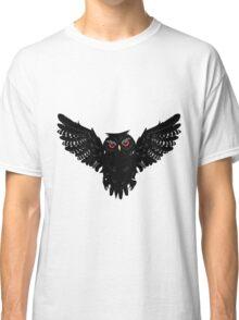 Black Owl 5 Classic T-Shirt