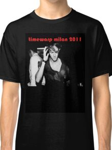 Richie Hawtin Timewarp Milan 2011 Classic T-Shirt