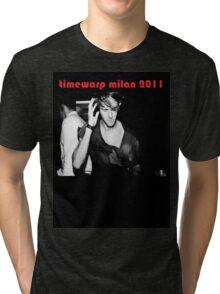 Richie Hawtin Timewarp Milan 2011 Tri-blend T-Shirt