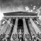 Palais de Justice by Luke Griffin