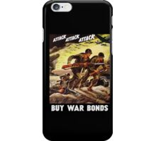 Buy War Bonds -- WW2 Propaganda iPhone Case/Skin