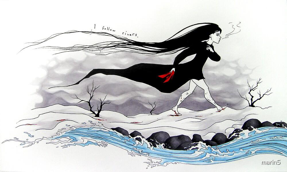 I Follow Rivers by marin5