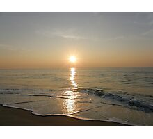 5:58 AM Beach Sunrise III Photographic Print
