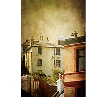 A little Tuscany in Hastings Photographic Print