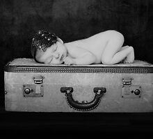 Oh the places she'll go.... by Kimberly Kay Spies