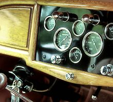 1932 Stutz Bearcat M Speedster, Dashboard by SuddenJim
