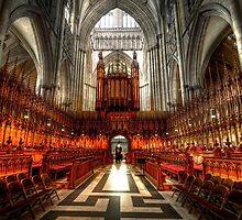 York Minster Glory by Svetlana Sewell