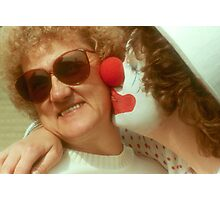 Clowning It Up Photographic Print