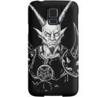 Copic Design Goatlord Death Metal Art Black Samsung Galaxy Case/Skin