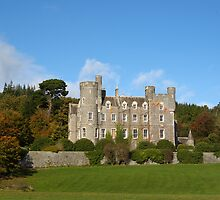 Castlewellan Castle, Northern Ireland by John Butterfield