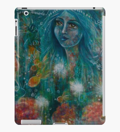 Look towards the light iPad Case/Skin