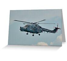 Royal Navy Black Cats Greeting Card
