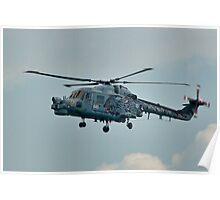 Royal Navy Black Cats Poster