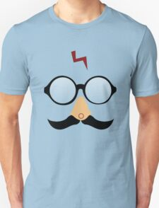 Potter in disguise Unisex T-Shirt