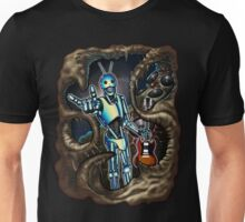 Big Metal Robot Unisex T-Shirt