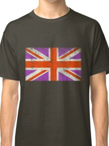 Punk Union Jack Flag Classic T-Shirt
