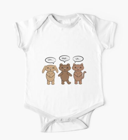 What To Say Animals Kids Clothes