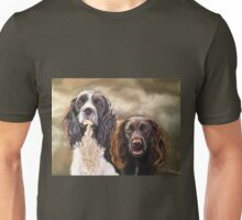 Wells Spaniels Unisex T-Shirt