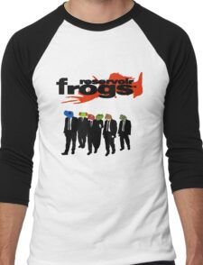 Reservoir Frogs Men's Baseball ¾ T-Shirt