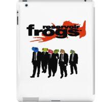 Reservoir Frogs iPad Case/Skin