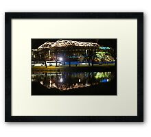 Arena For Modern-Day Gladiators Framed Print