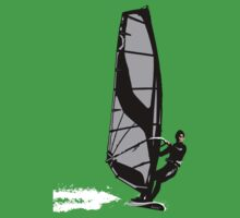 Windsurfer by Richard Hepworth