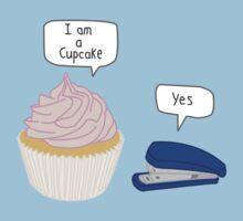 Cupcake & Stapler by Styl0