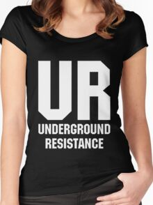 ur 2 Women's Fitted Scoop T-Shirt