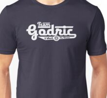 Team Godric (White) Unisex T-Shirt