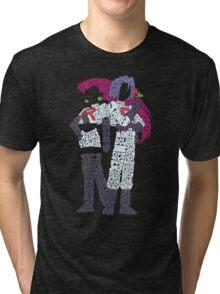 Rocket Motto Tri-blend T-Shirt