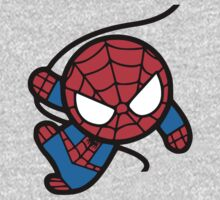 Crazy spider man by ScKelber