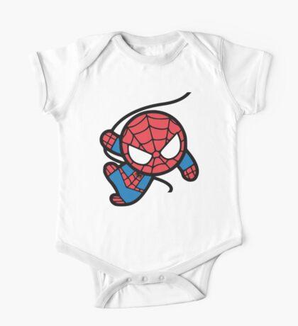 Crazy spider man One Piece - Short Sleeve