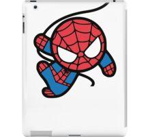 Crazy spider man iPad Case/Skin