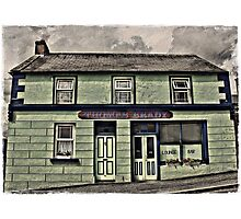 Brady's Bar Photographic Print