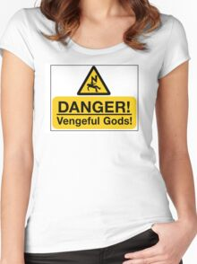 Vengeful Gods Women's Fitted Scoop T-Shirt