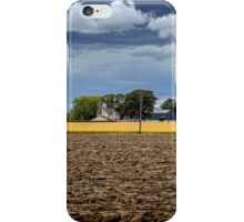 Summer's End In Central Scotland iPhone Case/Skin