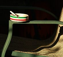 lonely ashtray  by JRicca