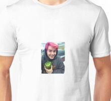 Chris Holds a Bell Pepper Unisex T-Shirt