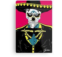 Mexican Color Metal Print