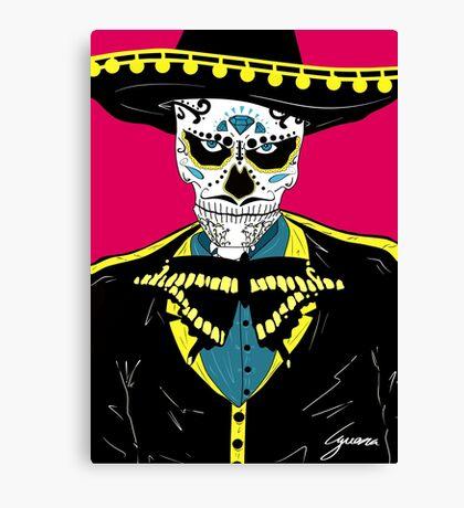 Mexican Color Canvas Print