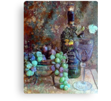 Gifts from the Vineyard Canvas Print