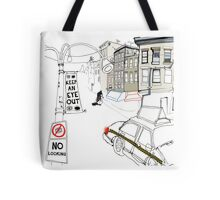 Keep An Eye Out Tote Bag