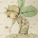 little leaf fairy by © Karin Taylor