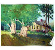 Carolina Landscape Poster