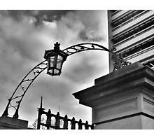 Street Lamp Photographic Print