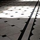 corridor shadow by richard  webb