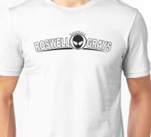Roswell Grays T Unisex T-Shirt