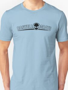 Roswell Grays T T-Shirt