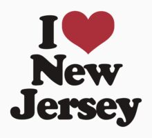 I Love New Jersey by iheart