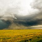 Outflow dominated Supercell near Kiowa, Colorado by Troy Barrett